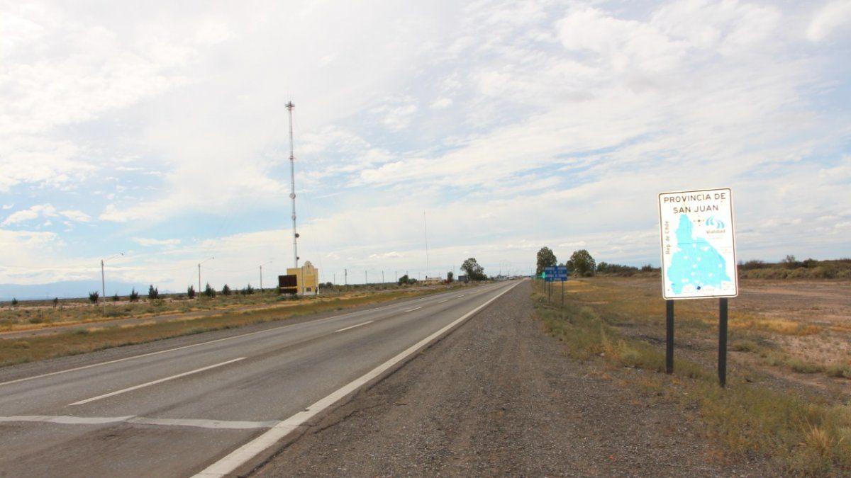 La doble vía Mendoza-San Juan figura en el listado de 20 obras que el Ministerio de Obras Públicas de la Nación pretende concretar en la provincia.