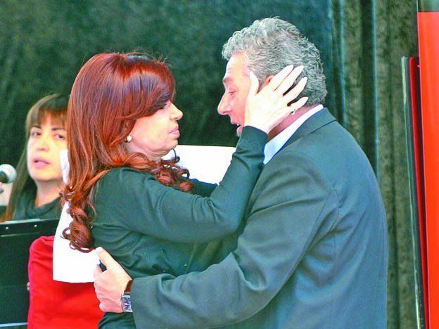 """Cristina pidió """"dejar de lado el odio"""" e instó a tener paciencia"""