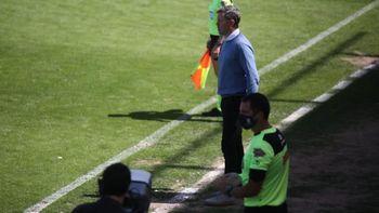 Diego Flores dijo que el Tomba mereció ganarle a Sarmiento