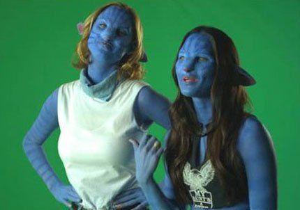 Se viene la porno de Avatar