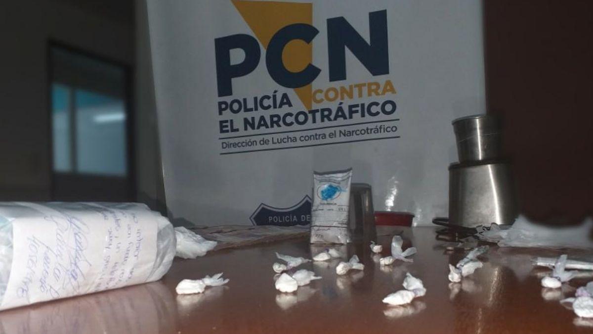 En 14 allanamientos lograron secuestrar cocaína
