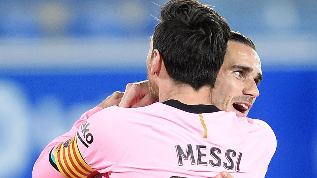 Barcelona empató 1 a 1 con Alavés