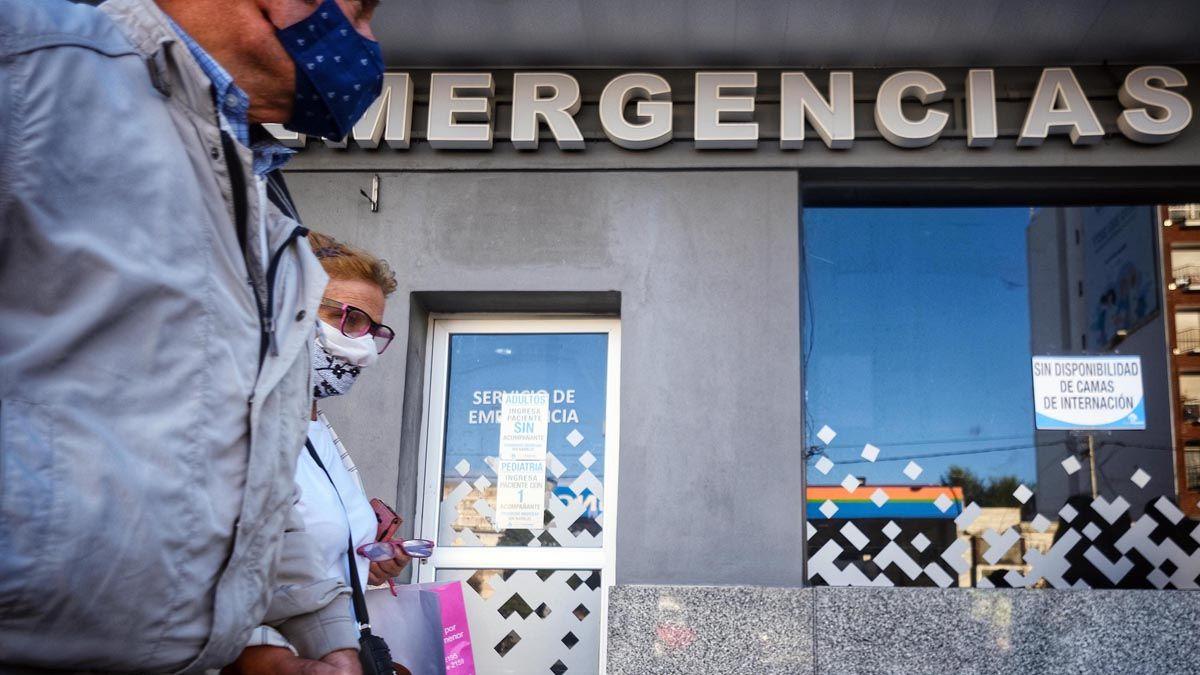 Los casos de coronavirus complican el funcionamiento de la estructura de Salud del país.