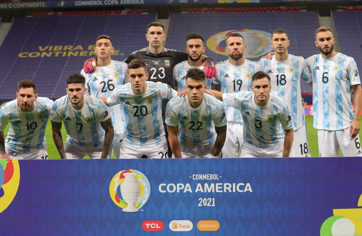 Unos 2.000 hinchas argentinos podrán ver a la Selección Argentina en la final de la Copa América 2021.