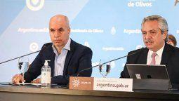 Nación pidió a la Corte rechazar el reclamo de Ciudad de Buenos Aires para declarar la inconstitucionalidad del decreto de suspensión de clases presenciales.