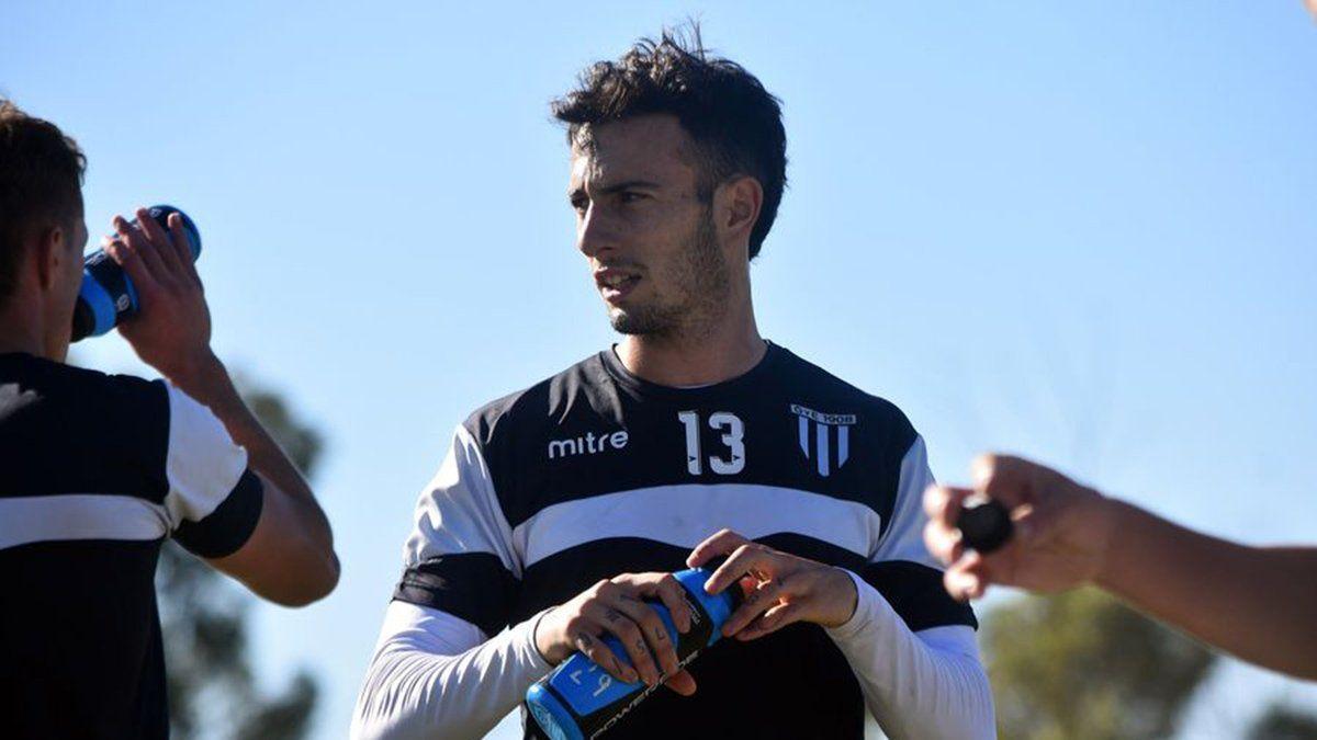 Santiago López es optimista con el regreso del fútbol.