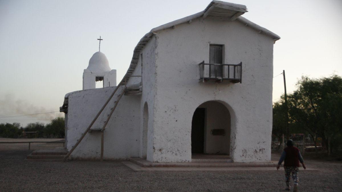 Las mujeres huarpes de la comunidad de Asunción