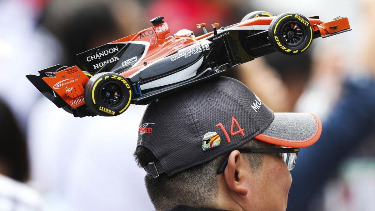 F1: autorizaron la presencia de miles de fanáticos