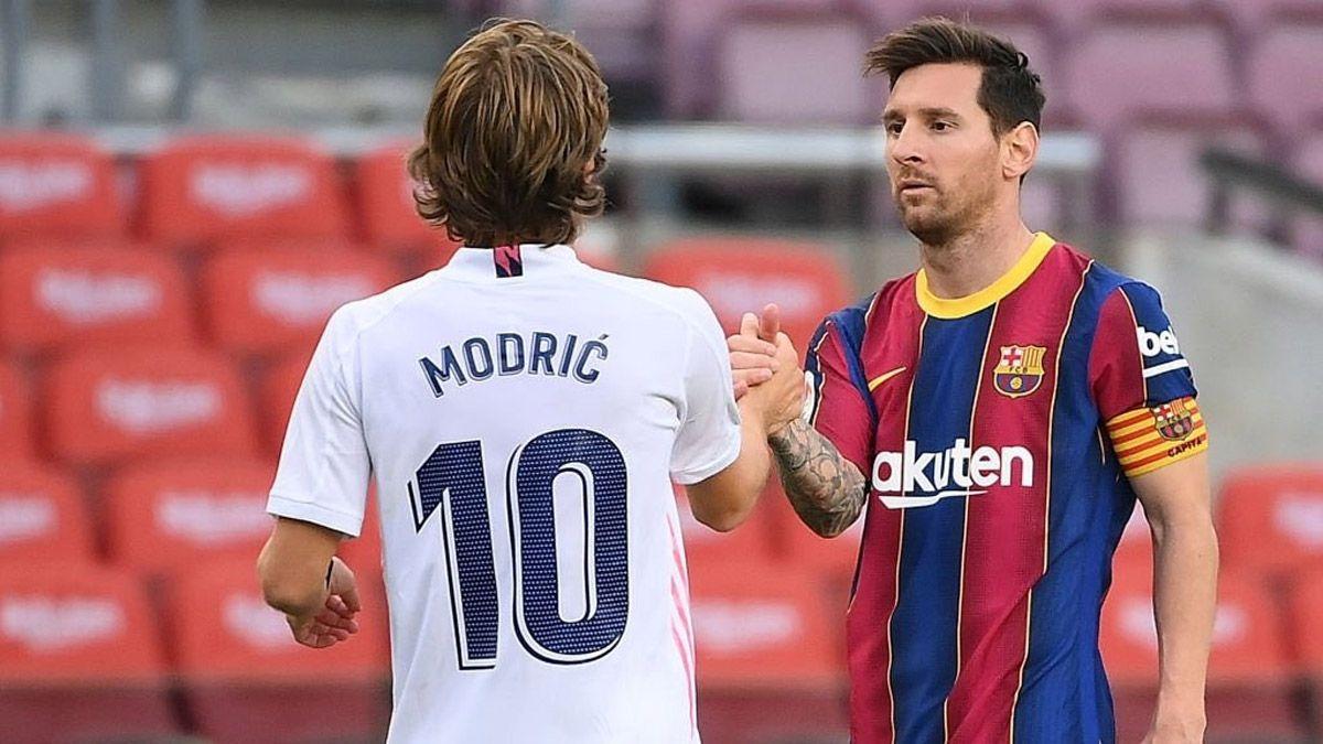 Messi no le anota al Real Madrid desde que se fue Cristiano