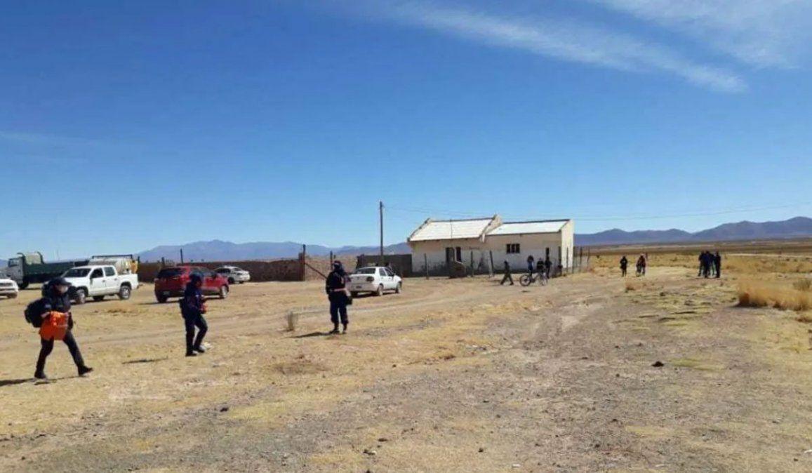 Hallaron muerta a Cesia Reinaga en un pozo en Abra Pampa