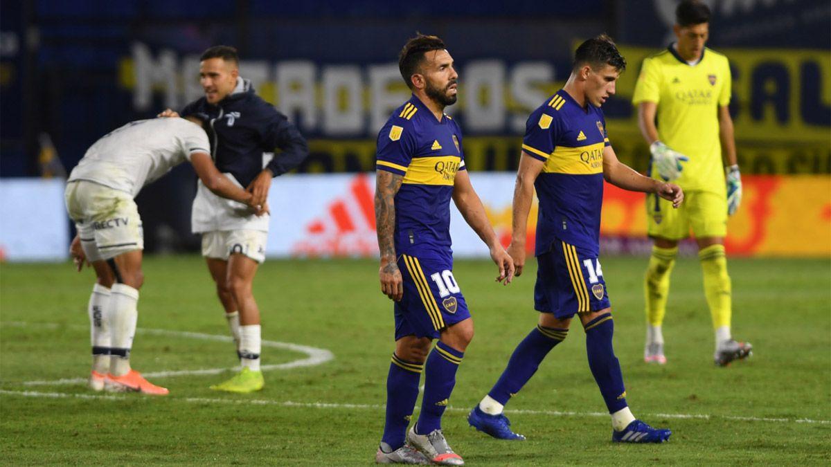 La gente opina que Boca juega mal y Russo está preocupado