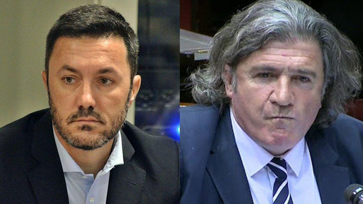 Luis Petri y José Luis Ramón