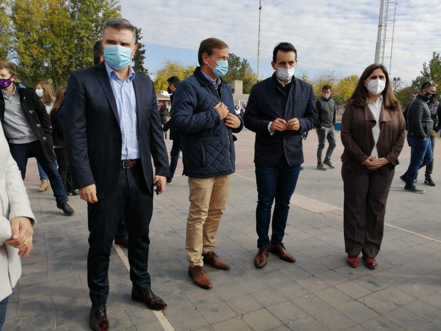 El gobernador Rodolfo Suarez adelantó que los legisladores oficialistas rechazarán de cuajo el proyecto del PJ para medir el impacto de la pandemia y definir restricciones.