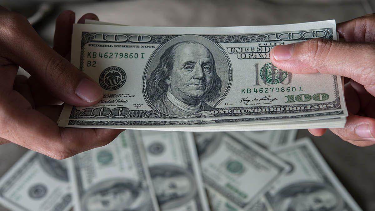 El dólar oficial volvó a mostrar una pequña alza.