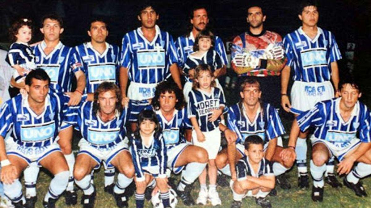 El equipo que jugó el Regional y ascendió al Nacional B.