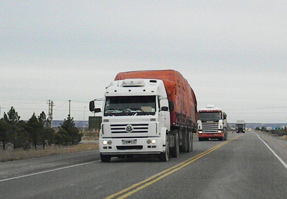 Los camioneros mendocinos denunciaron problemas para ingresar a San Juan