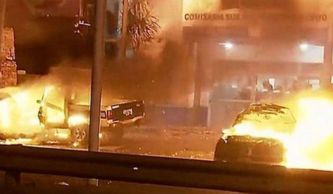Video y fotos del chofer de colectivo asesinado en La Matanza
