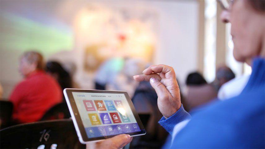 ¿Por qué no me dieron una tablet gratis para jubilados, AUH y monotributistas?
