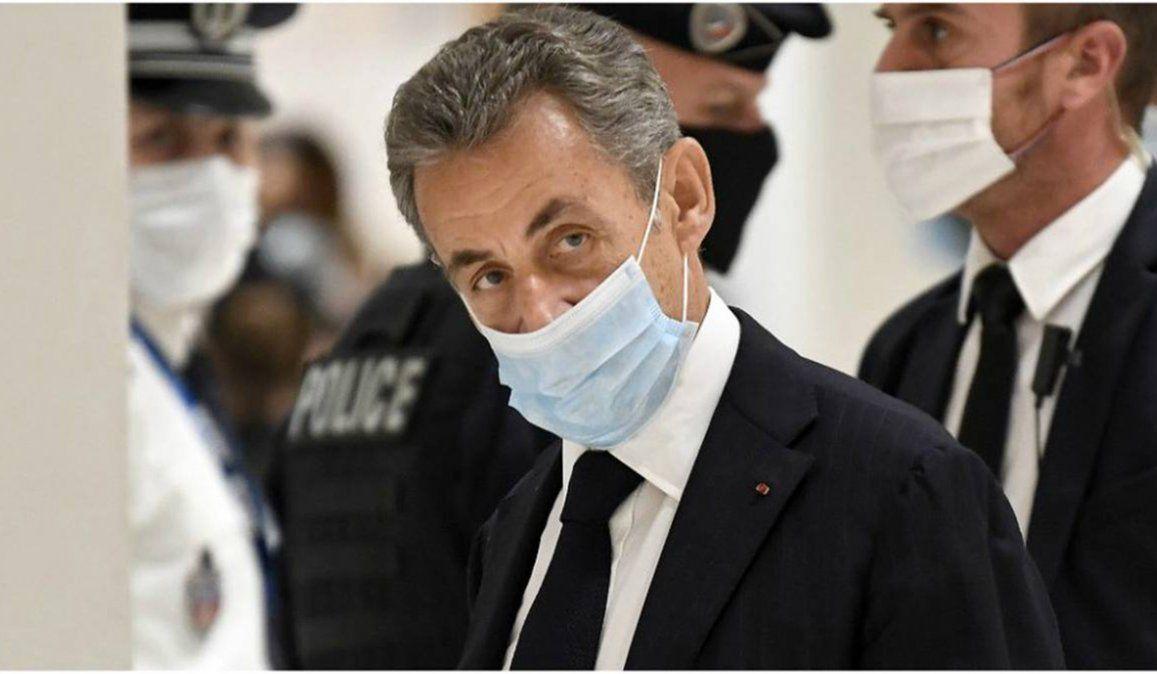 El ex presidente Nicolás Sarkozy es juzgado por la Fiscalía Financiera francesa por corrupción y tráfico de influencias