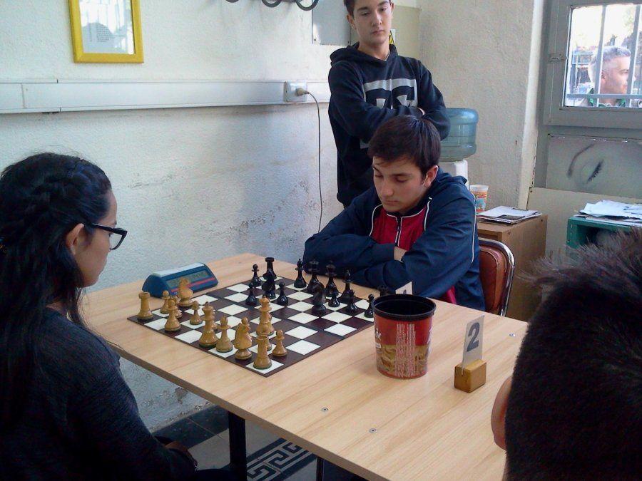 Tramo final del campeonato sureño de ajedrez