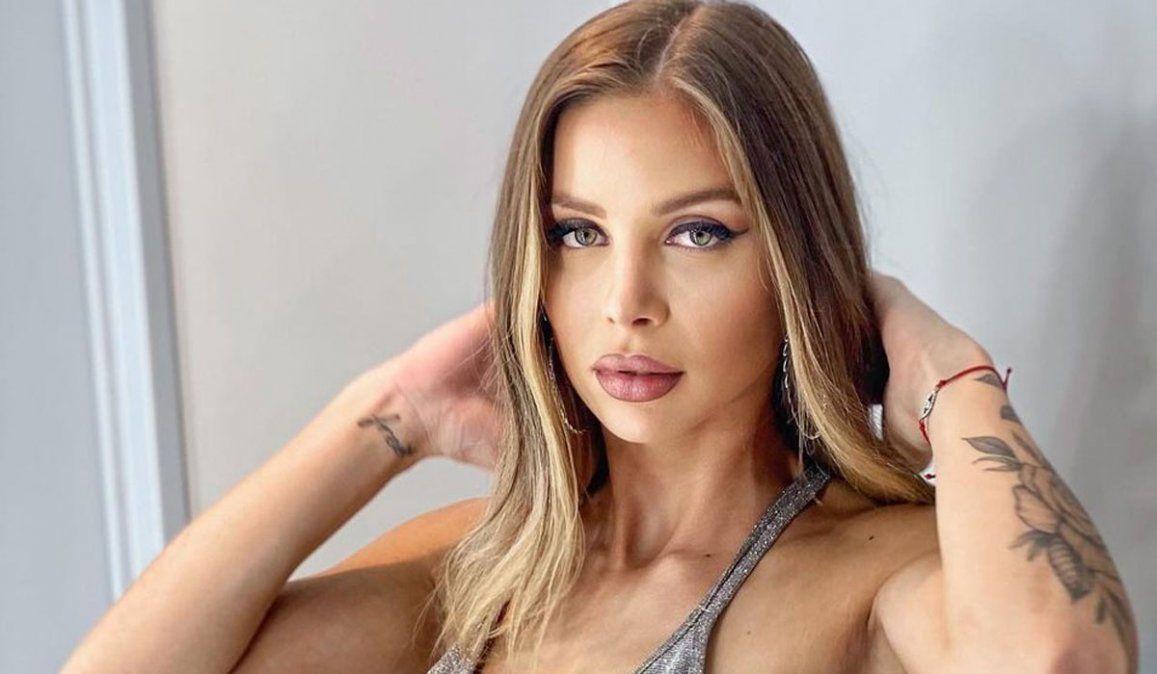 Romina Malaspina mostró su underboob y prendió fuego las redes