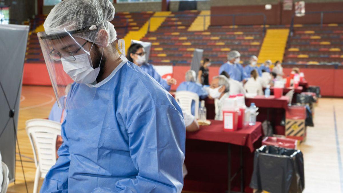 Avanza la vacunación en el país