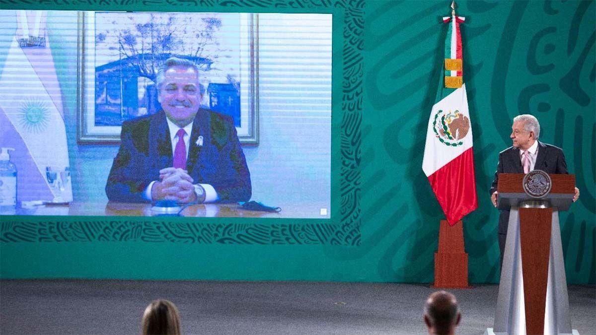 México confirmó el envío de vacunas AstraZeneca a Argentina