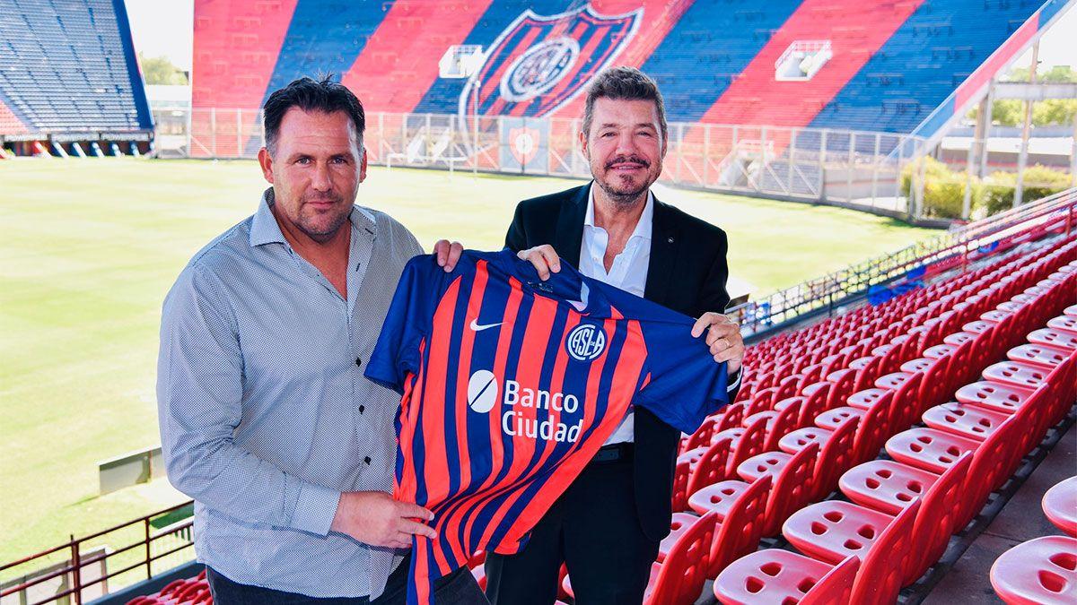 Diego Dabove rescindió con Argentinos y firmó en San Lorenzo