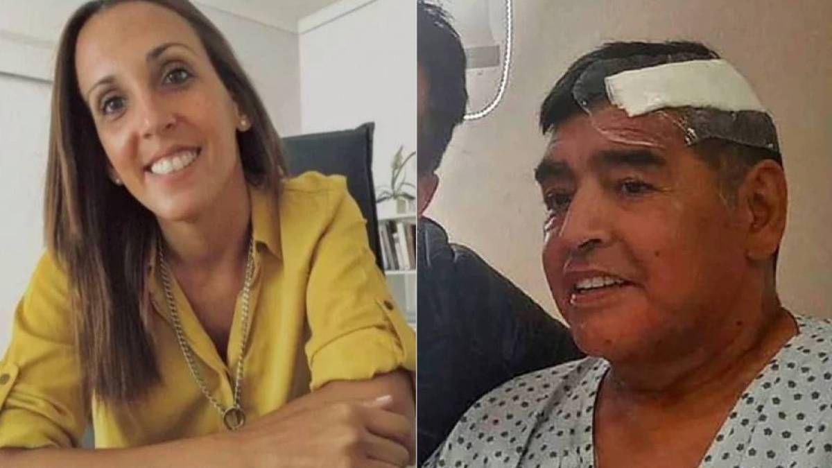 Las recetas médicas que prueban que a Diego Maradona le dieron remedios incompatibles.