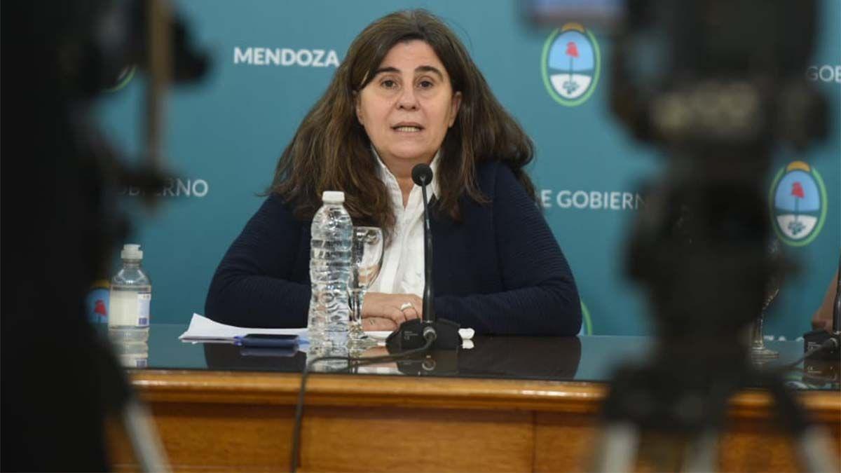 La ministra Ana María Nadal dio precisiones sobre la segunda dosis de Sinopharm, AstraZeneca y Sputnik V