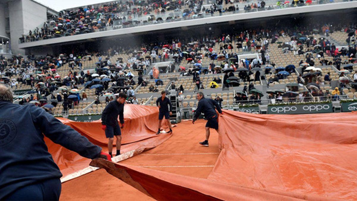Roland Garros se jugará con público a pesar del coronavirus