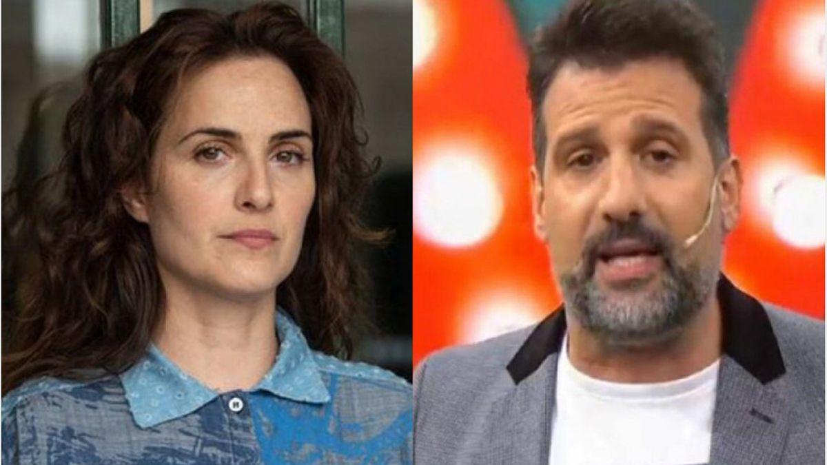 Julieta Díaz y José María Listorti.