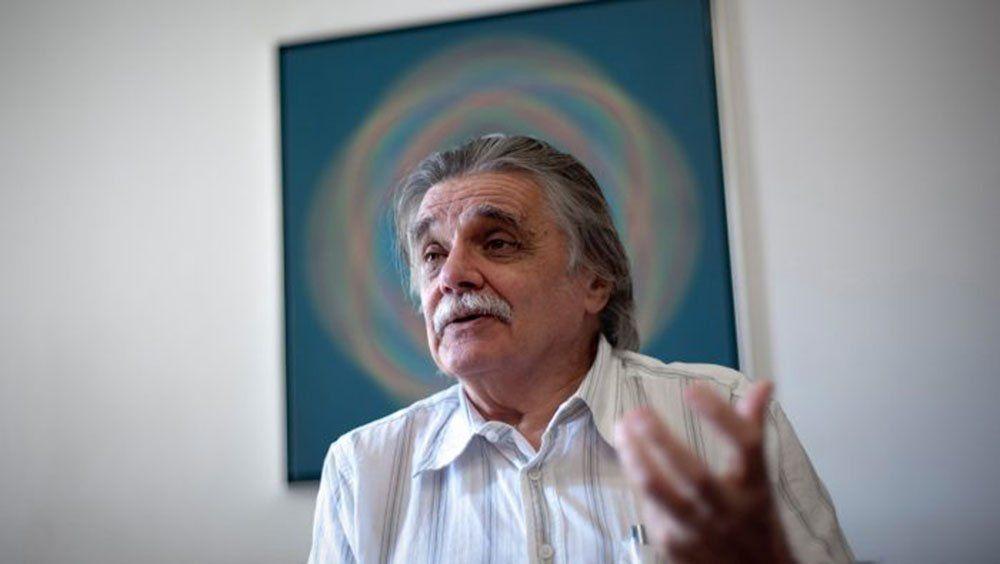 Internaron a Horacio González tras contagiarse de Covid