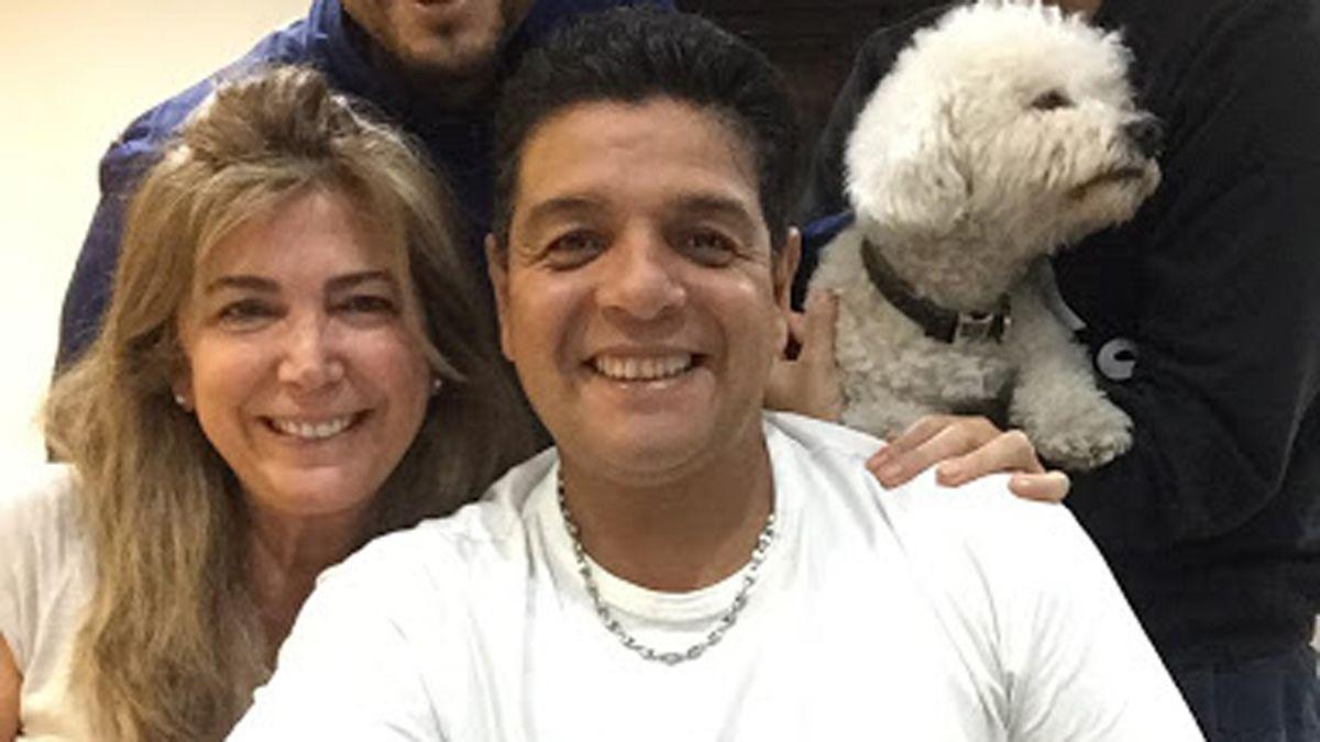 Lalo Maradona.