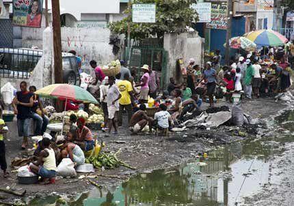 Un experto aseguró que en Haití aún hay niños bajo los escombros