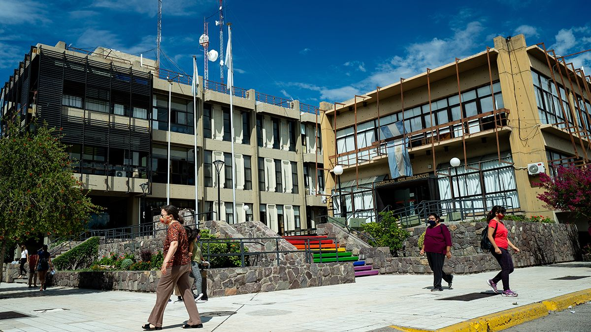 La Municipalidad de Rivadavia tendrá asueto el lunes.