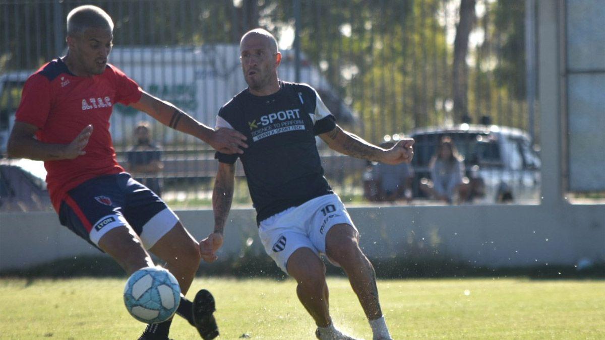 Muchos goles en el amistoso entre Gimnasia y Talleres