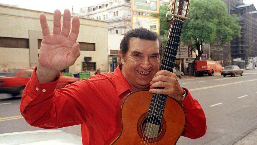 A los 87 años, murió el músico Rodolfo Zapata