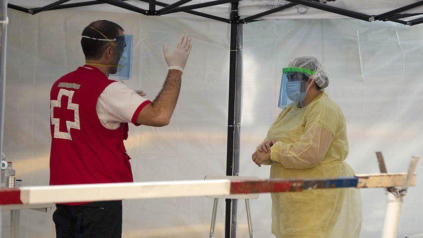 Coronavirus en Mendoza: proponen convocar a enfermeros recibidos que aún no tienen matrícula