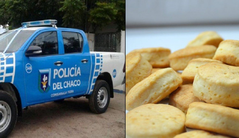 La policía de Chaco gastó casi 700 mil pesos en bizcochitos