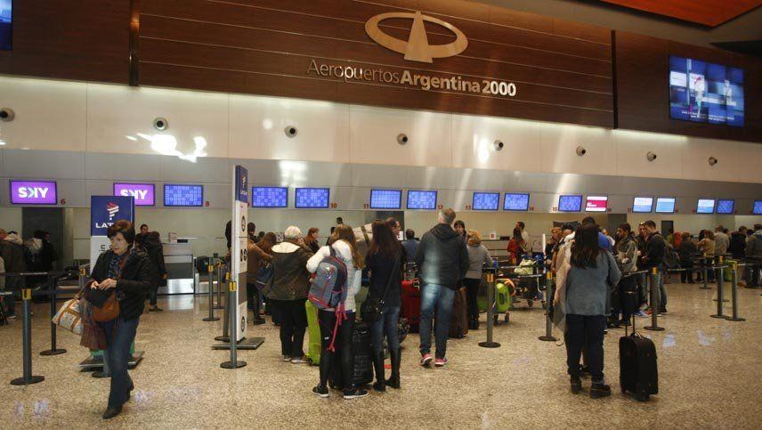 El aeropuerto de Mendoza creció el 11% de la mano de las aerolíneas low cost