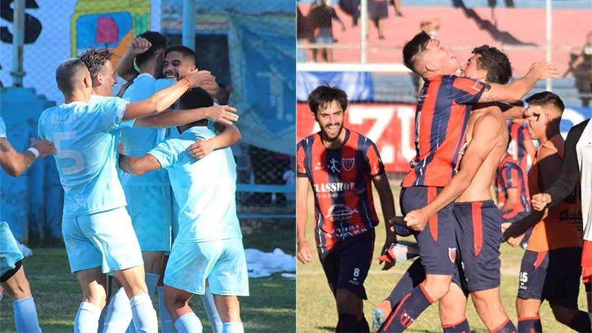 El Cele y el Matador jugarán la final a puertas cerradas. (Fotos gentileza Prensa Gutiérrez y Andes Talleres).