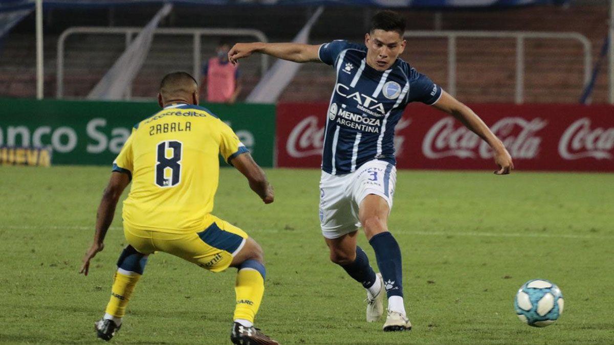 El eficiente Leonel González será titular en el Tomba. Foto: Pablo González.
