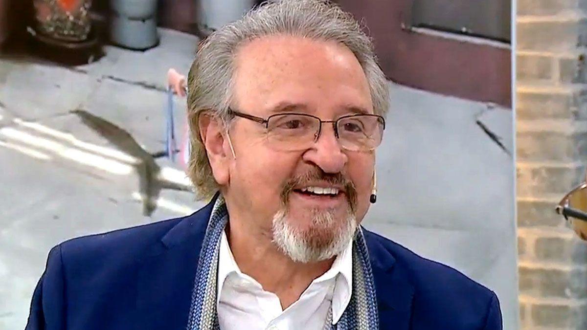 Carlos Villagrán interpretó a Kiko en El Chavo del 8.