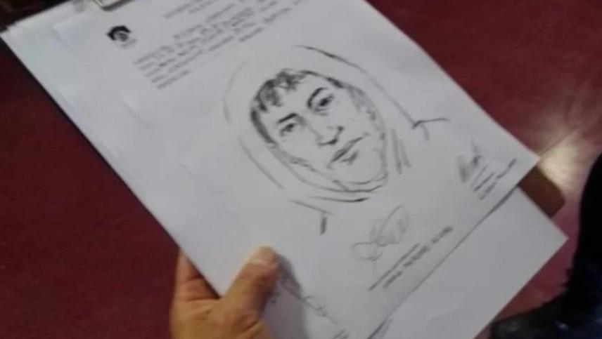 La autopsia develó que el hijo de la mujer violada murió por los traumatismos