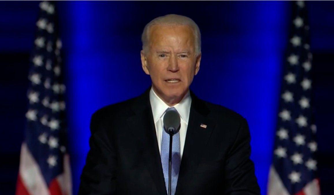 Joe Biden fue formalmente elegido presidente de Estados Unidos al lograr los votos necesarios en el Colegio Electoral