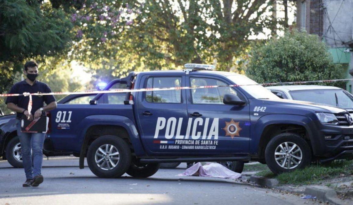 La investigación de un asesinato por encargo en Rosario