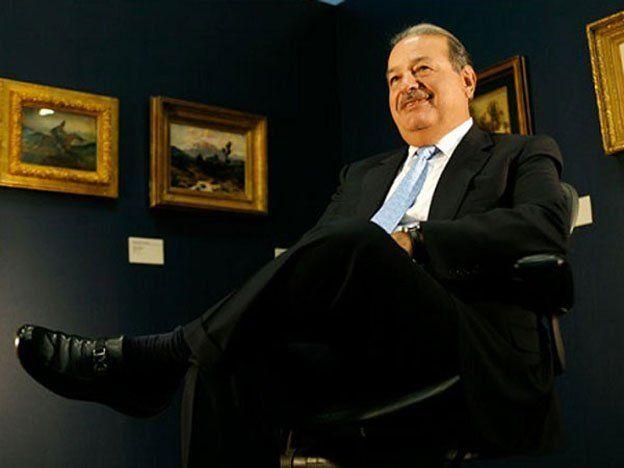 Otra vez, el hombre más rico del mundo es mexicano