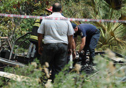 Dos chicos de 3 y 5 años murieron al quemarse su casa, en Guaymallén