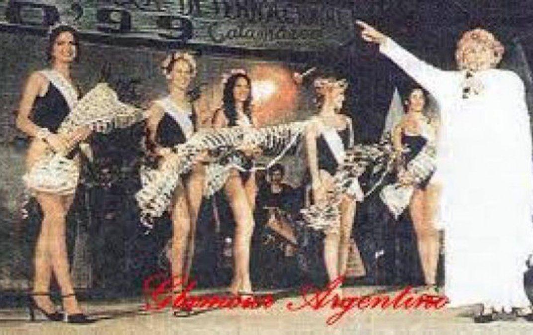 Murió Nelly Raymond, histórica conductora de Miss Argentina